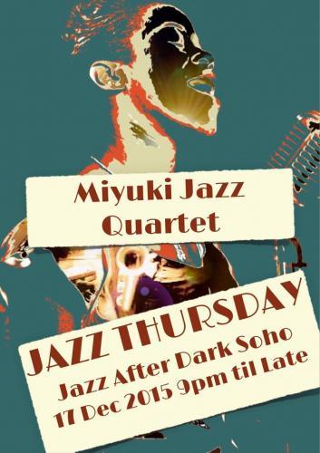 Miyuki Jazz Quartet