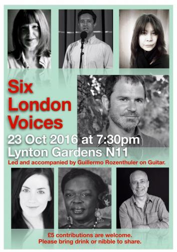 Six London Voices