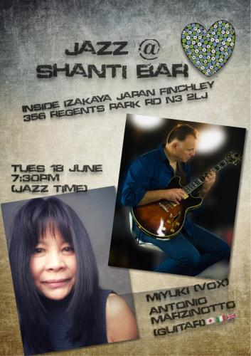 Jazz at Shanti Bar
